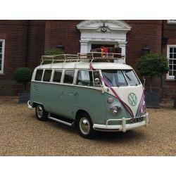 VW Split Screen Bus Hearse...
