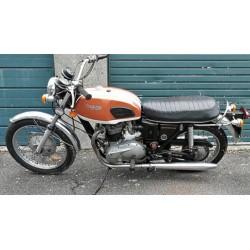 Triumph T100 - 1972