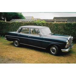 Mercedes 200 Fintail - 1967
