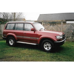 Toyota Land Cruiser - 1993