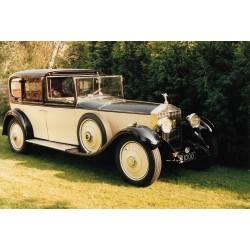 Rolls Royce Sedanca De...