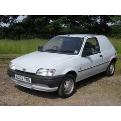 Ford Fiesta Van - 1993