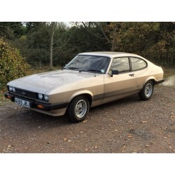 Ford Capri S - 1984