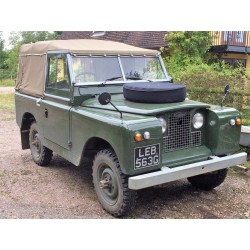 Land Rover Series 2a - 1968