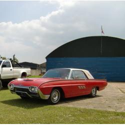 Ford Thunderbird - 1962