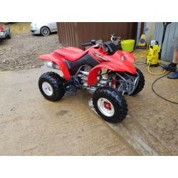 Honda Sportrax 250RX Quad...