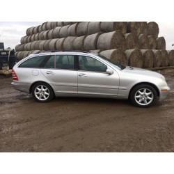 Mercedes C240 Estate - 2002