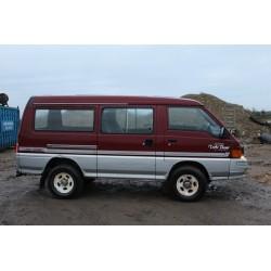 Mitsubishi L300 Van - 1986