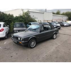 BMW E30 320i Convertible -...