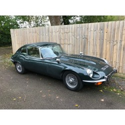 Jaguar E Type - 1973
