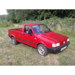 Fiat Fiorino Pickup - 1996