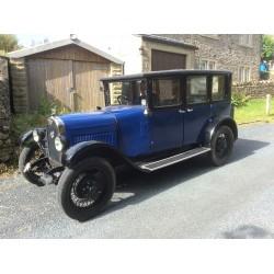 Austin 12/6 - 1929