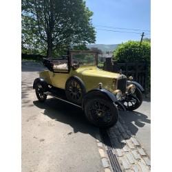 Hillman Peace Car - 1919