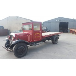 Bedford Flat Bed - 1932